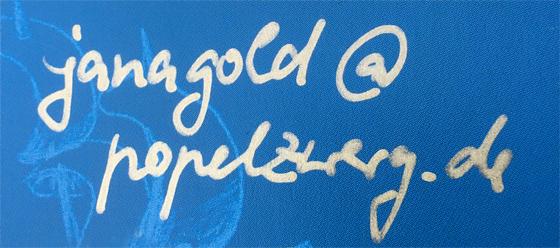 E-Mail-Adresse Jana Gold